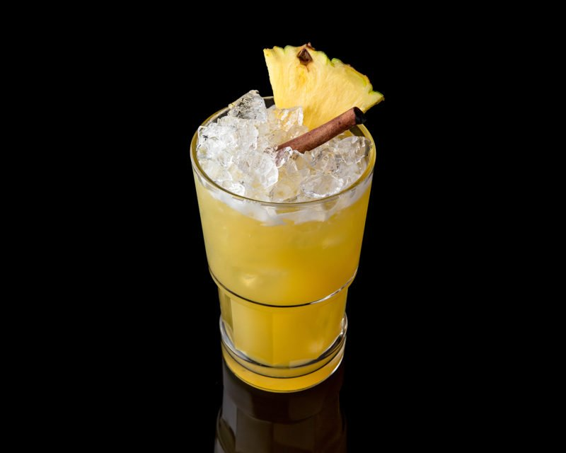 pineapple punch refreshing cocktail summer tropical