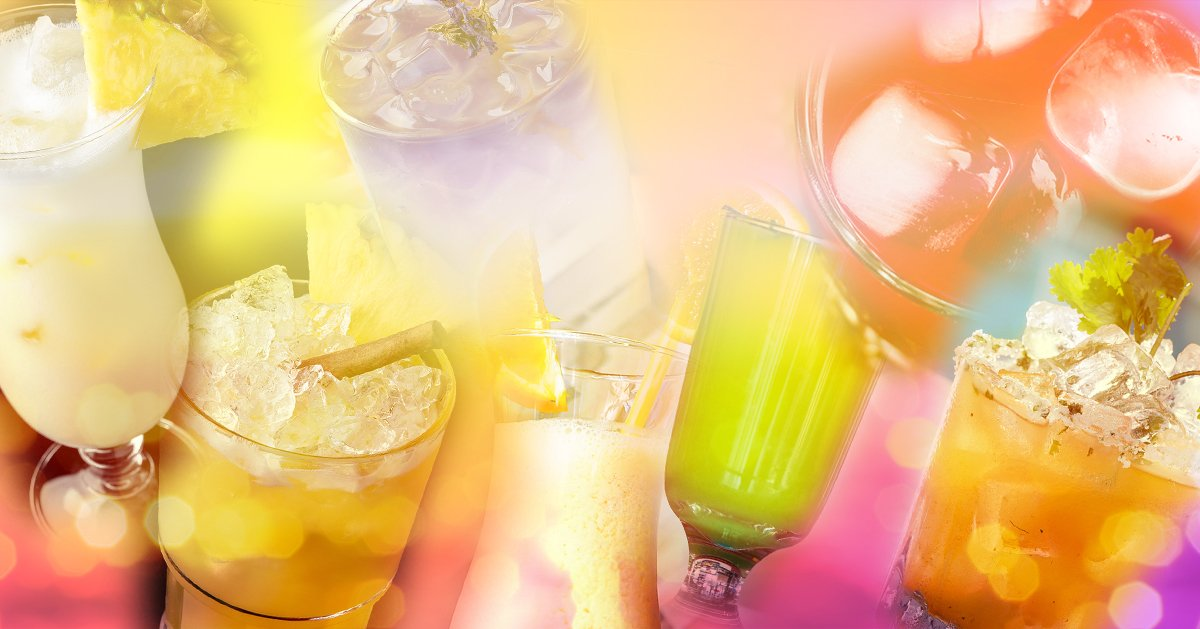 7 of the best Summer Cocktail Recipes
