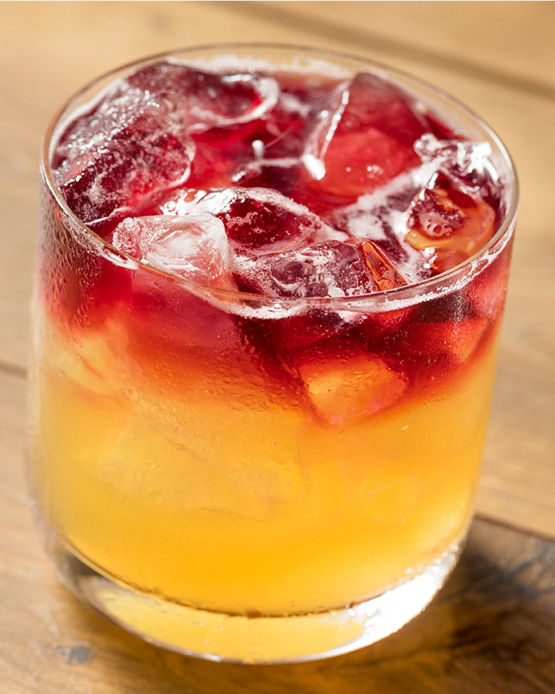 New York Sour classic whiskey red wine